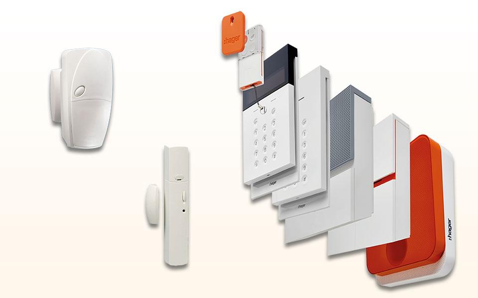 domotique sécurité, sécurité domotique, alarme domotique, domotique alarme, domotique et alarme